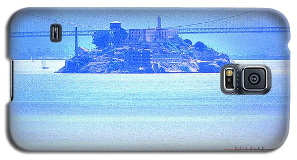 Galaxy S5 Case featuring the photograph Life Goes On by Barbara Dudley