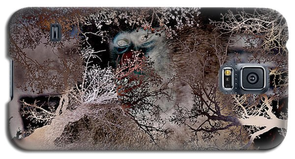 Life In A Bush Of Ghosts Galaxy S5 Case