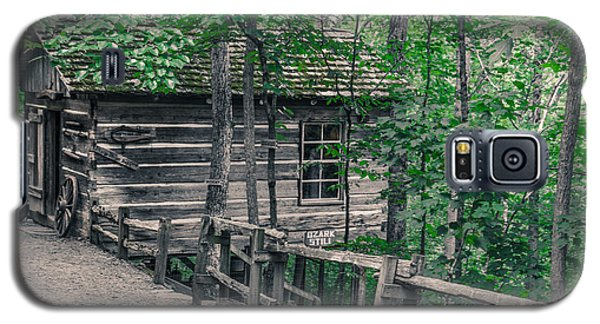 Galaxy S5 Case featuring the photograph Life In The Ozarks by Annette Hugen