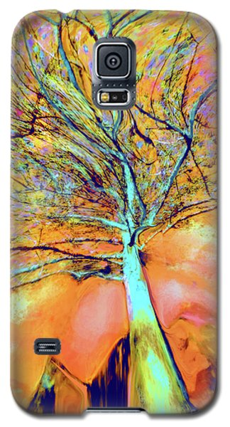 Life In The Trees Galaxy S5 Case