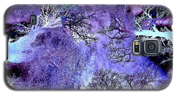 Life In The Ultra Violet Bush Of Ghosts  Galaxy S5 Case
