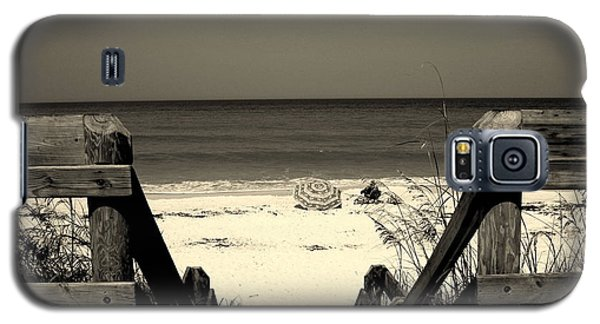 Life Is A Beach Galaxy S5 Case