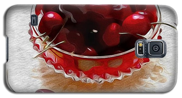 Life Is A Bowl Of Cherries Galaxy S5 Case