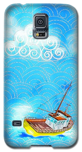 Life Is A Great Adventure Galaxy S5 Case