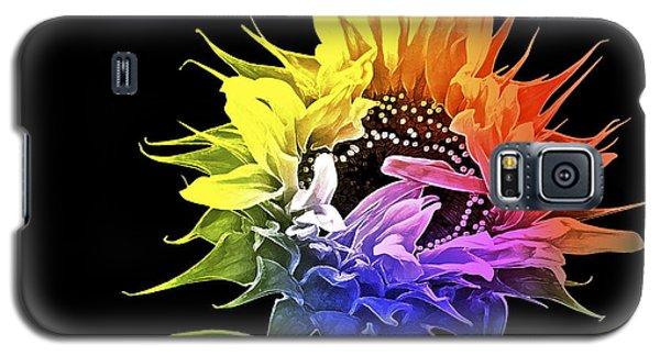 Life Is Like A Rainbow ... Galaxy S5 Case by Gwyn Newcombe