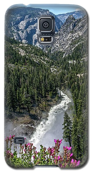 Life Line Of The Valley Galaxy S5 Case