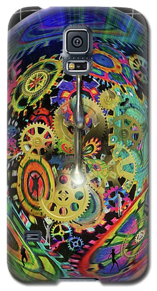 Life / Time Galaxy S5 Case