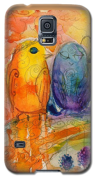 Life Transition  Galaxy S5 Case