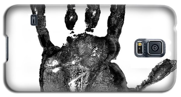 Lifeline - Free Hand Galaxy S5 Case