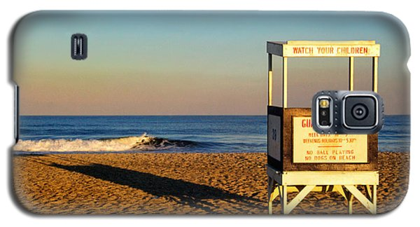 Lifeguard Stand At Ocean City Nj Galaxy S5 Case