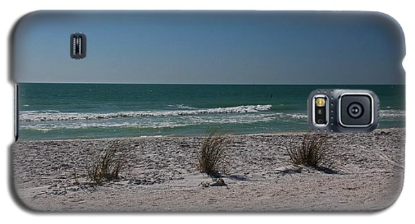 Galaxy S5 Case featuring the photograph Life's A Beach by Michiale Schneider
