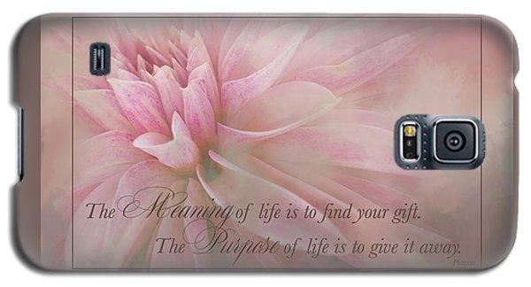 Lifes Purpose Galaxy S5 Case