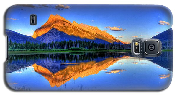 Sunset Galaxy S5 Case - Life's Reflections by Scott Mahon
