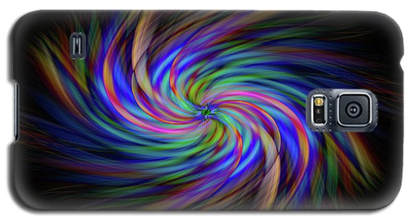 Light Abstract 2 Galaxy S5 Case