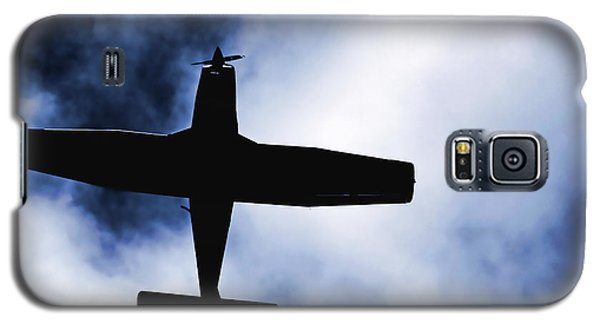 Galaxy S5 Case featuring the photograph Light Aircraft by Craig B