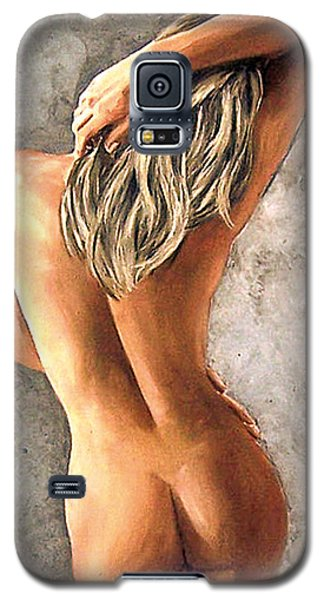 Light And Nudity Galaxy S5 Case