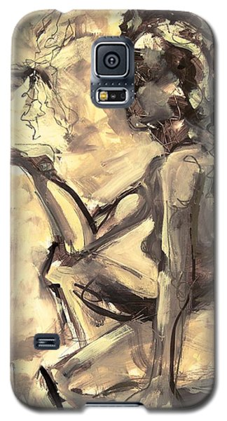 Light And Shadow Galaxy S5 Case by Mary Schiros