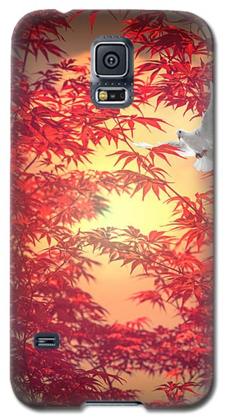 Light As A Feather Galaxy S5 Case by Philippe Sainte-Laudy
