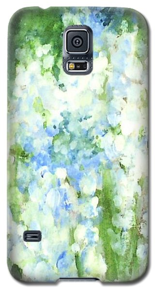 Light Blue Grape Hyacinth. Galaxy S5 Case