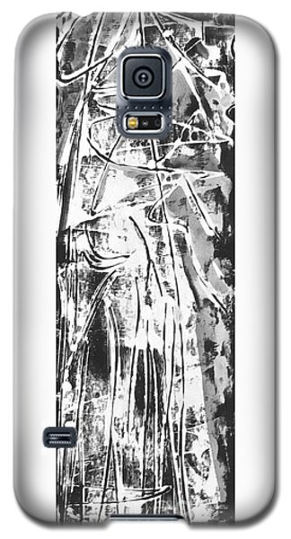 Galaxy S5 Case featuring the painting Light by Carol Rashawnna Williams