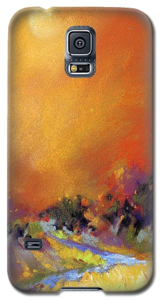 Light Dance Galaxy S5 Case by Rae Andrews