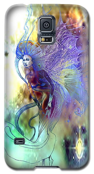 Light Dancer Galaxy S5 Case