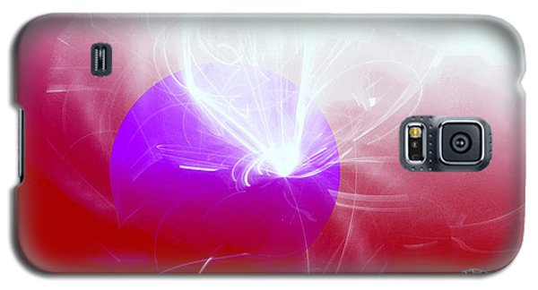 Light Emerging Galaxy S5 Case by Ute Posegga-Rudel