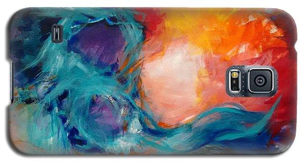 Light Energy Galaxy S5 Case