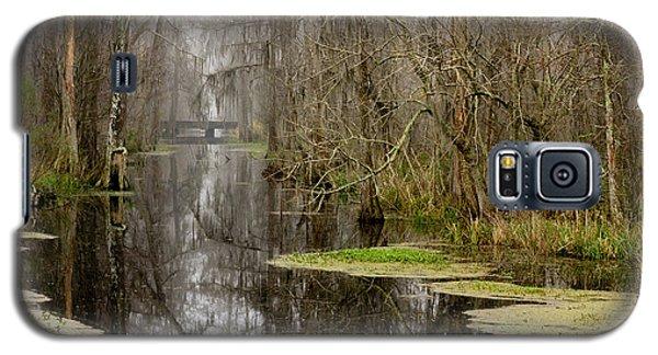 Light Fog On The Swamp Galaxy S5 Case