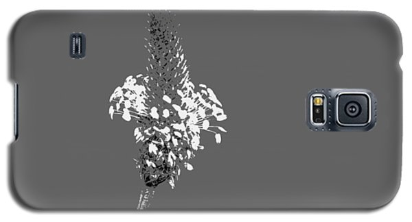 Light Grey Plantain Galaxy S5 Case by Richard Patmore