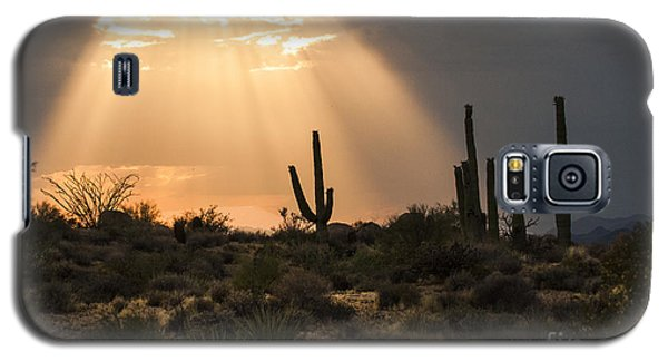 Light In The Desert Galaxy S5 Case by Ruth Jolly