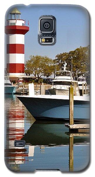 Light In The Harbor Galaxy S5 Case