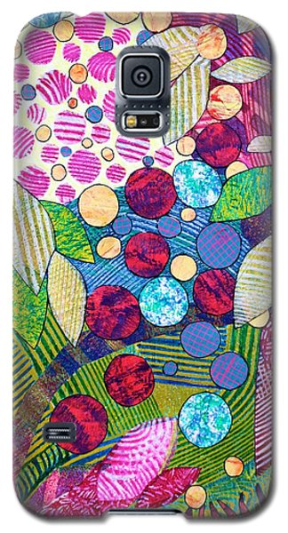 Light Infused Forest Galaxy S5 Case