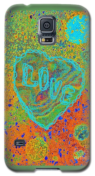 Light Love By Jasna Gopic Galaxy S5 Case