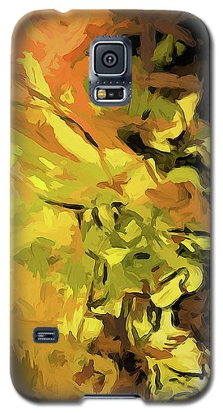 Light Of Gold Galaxy S5 Case