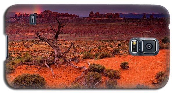 Light Of The Desert Galaxy S5 Case
