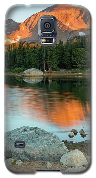 Light Of The Mountain Galaxy S5 Case