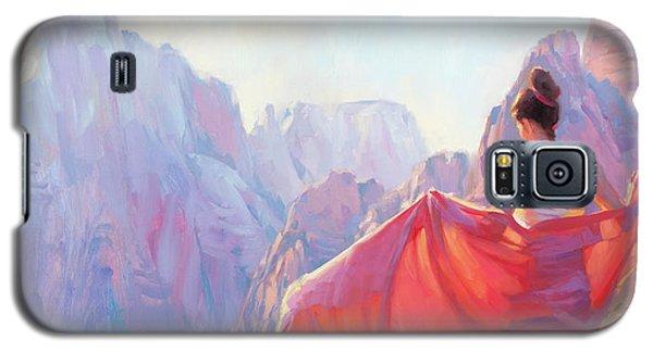 Light Of Zion Galaxy S5 Case