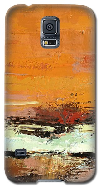 Light On The Horizon Galaxy S5 Case
