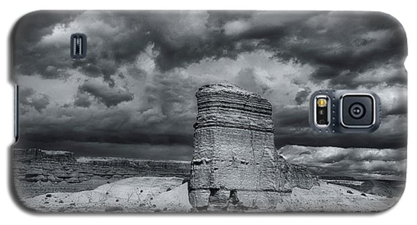 Light On The Rock Galaxy S5 Case by John A Rodriguez
