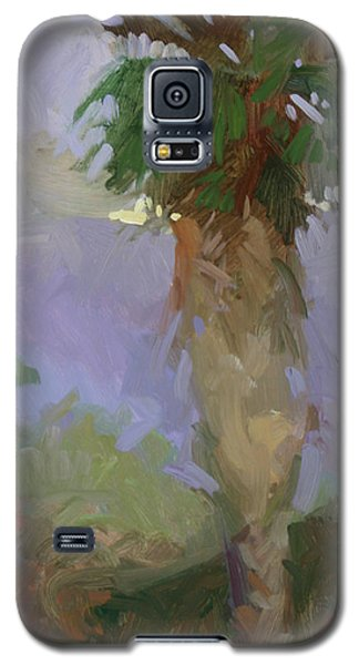 Light On Yonder Hill  Galaxy S5 Case