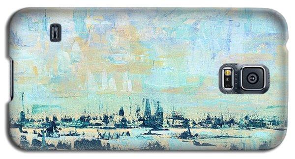 Light Over Broad Creek Galaxy S5 Case