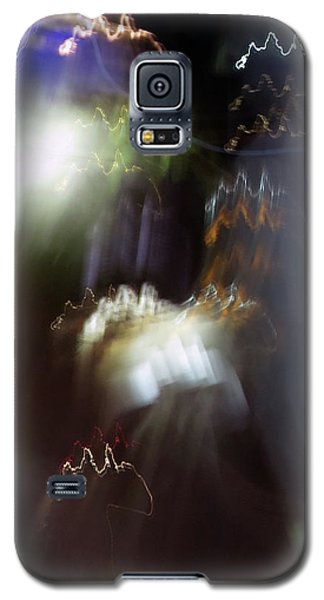 Light Paintings - No 4 - Source Energy Galaxy S5 Case