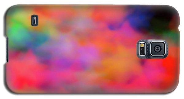 Lucky Neon Stars Galaxy S5 Case