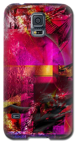 Light Particles Galaxy S5 Case