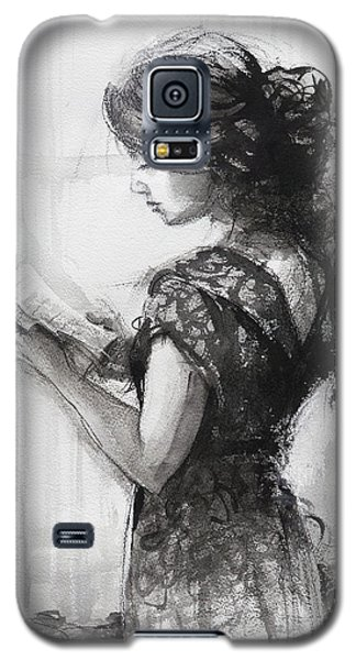 Light Reading  Galaxy S5 Case