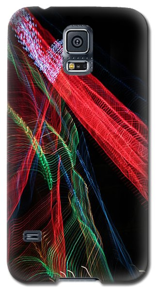 Light Ribbons Galaxy S5 Case