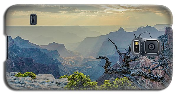 Light Seeks The Depths Of Grand Canyon Galaxy S5 Case