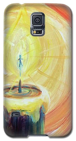 Light Shine Bright Galaxy S5 Case