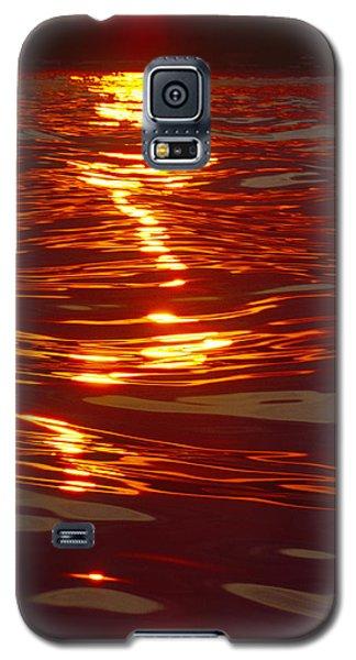 Light Stream - Lake Geneva Wisconsin Galaxy S5 Case